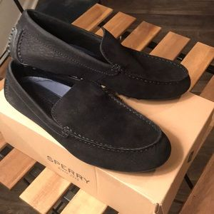 *NEW* Sperry Hamilton II Venetian Loafer Black